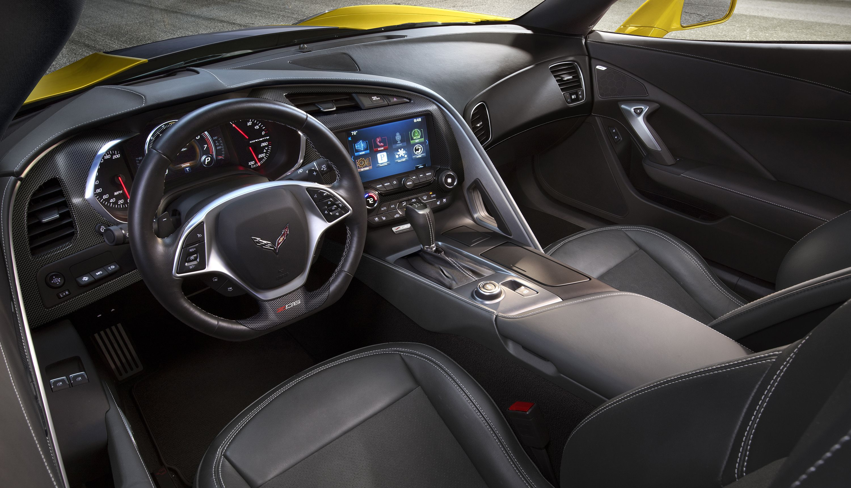 2015 corvette z06 interior