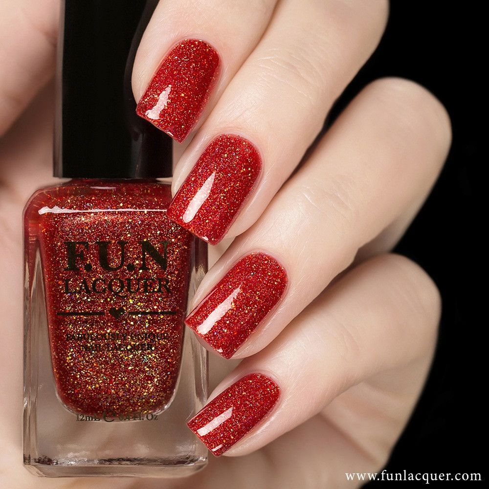 F U N Lacquer Seductive Marmalade Nail Polish Fun Lacquer Luxury Nails