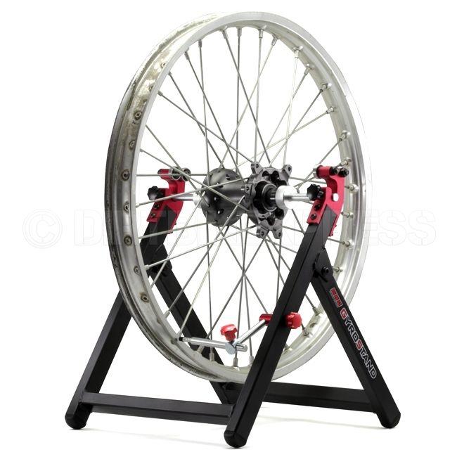 Drc Hardware Gyro Wheel Truing Stand Bike Repair Stand Bike