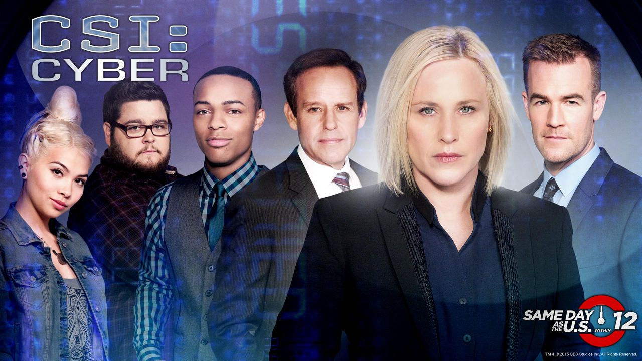 Image result for ‪CSI: CYBER‬‏