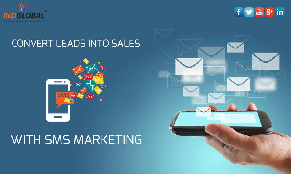 We are experts in SMS marketing with over 8 years experience. We made Mobile Marketing Simple. http://www.seocompanybangalore.in/