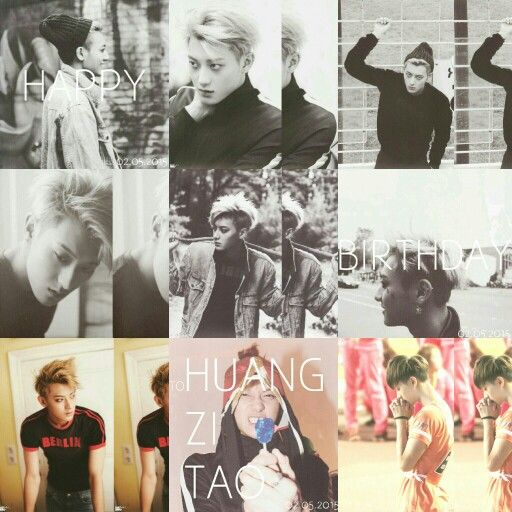 Happy birthday to my panda Wish you happy and healthy. Take a rest and get well soon. Bet determined to learn. Take your work seriously. I'll support any decision you make. Do your best! Always stand by your side. Hailang love you! Miss you, babe  Take care #HappyTAOday #GetwellsoonTao #AlwayswithTao . . Cr. BAIKE ROOM Edited by me