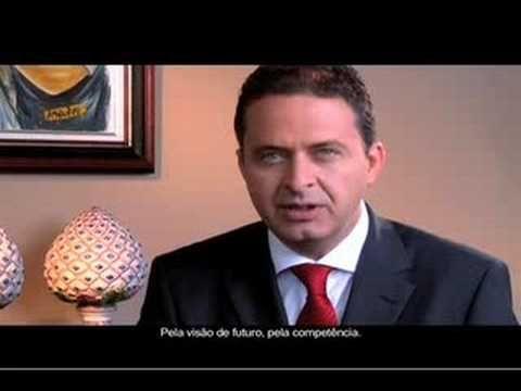 JOÃO DA COSTA 13. Apoio do Governador Eduardo Campos