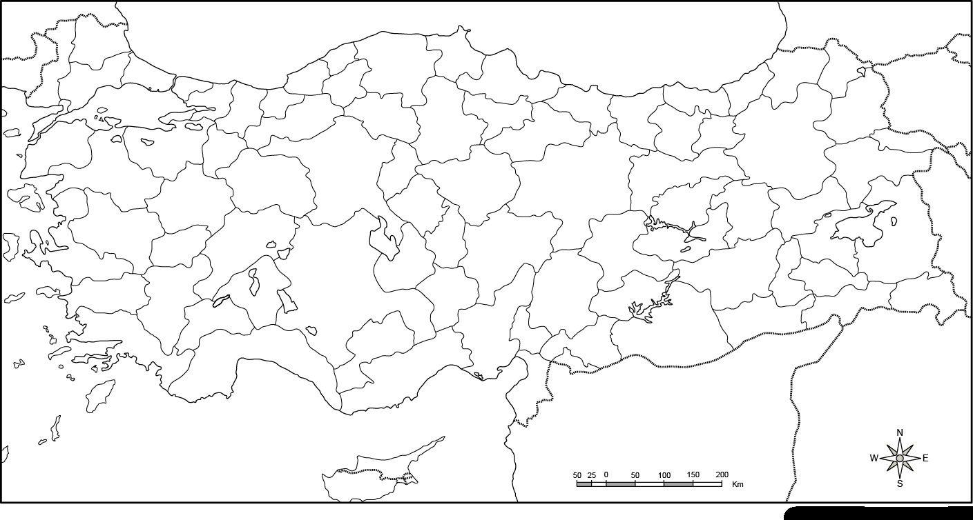 Canim Anne Adli Kullanicinin Cografya Panosundaki Pin 2020 Harita Haritalar Turkiye