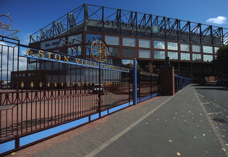 Pin on British Football Grounds