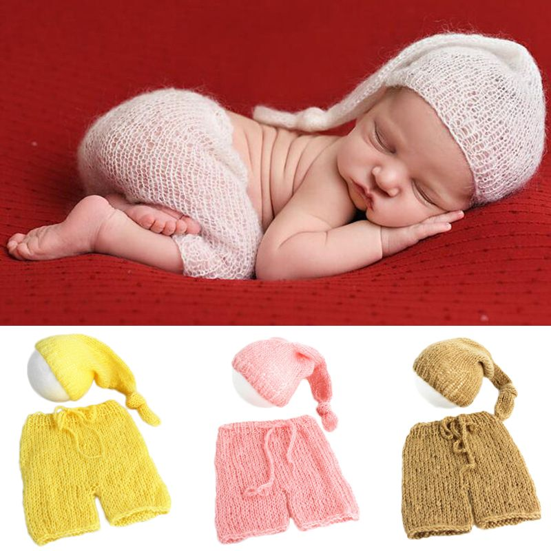 2 pcs set soft newborn photography props costumes price 7 71 free shipping