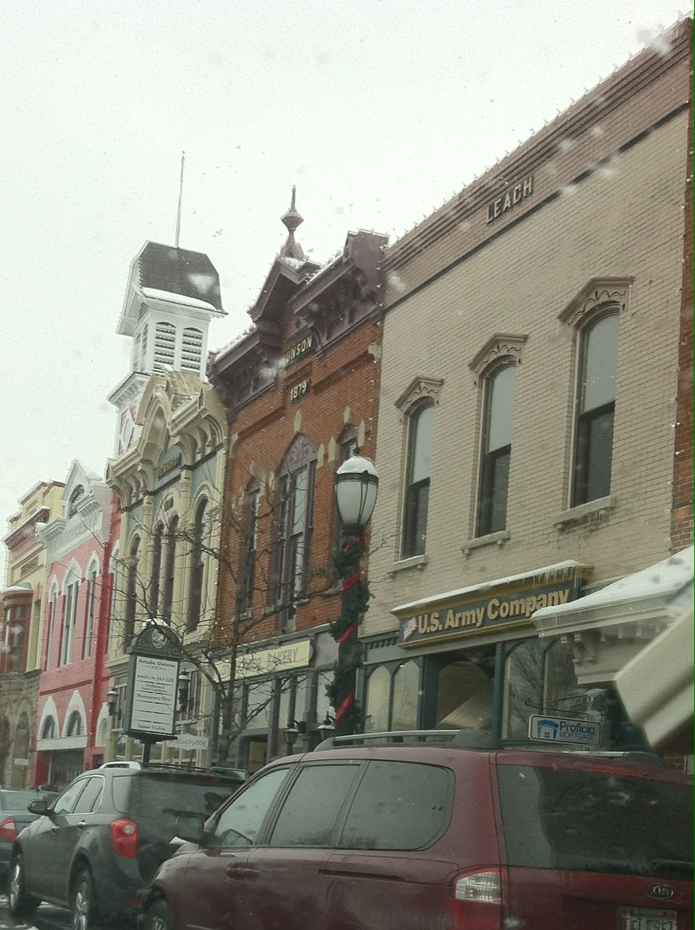 Medina, Ohio Square