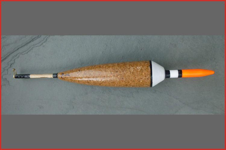 Handmade Cork Barbel Fishing Float