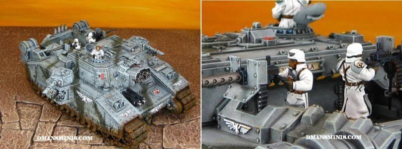 Valhallan Stormlord Super Heavy Tank