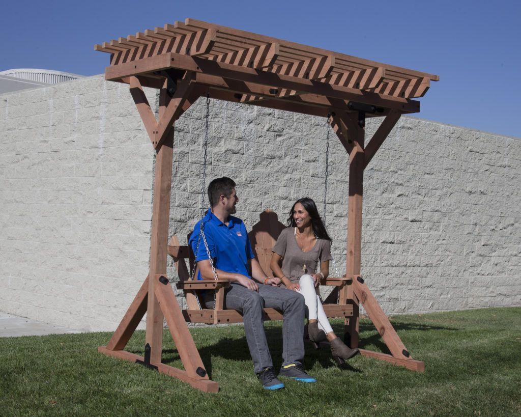 Diy how to build a porch swing diy porch diy porch