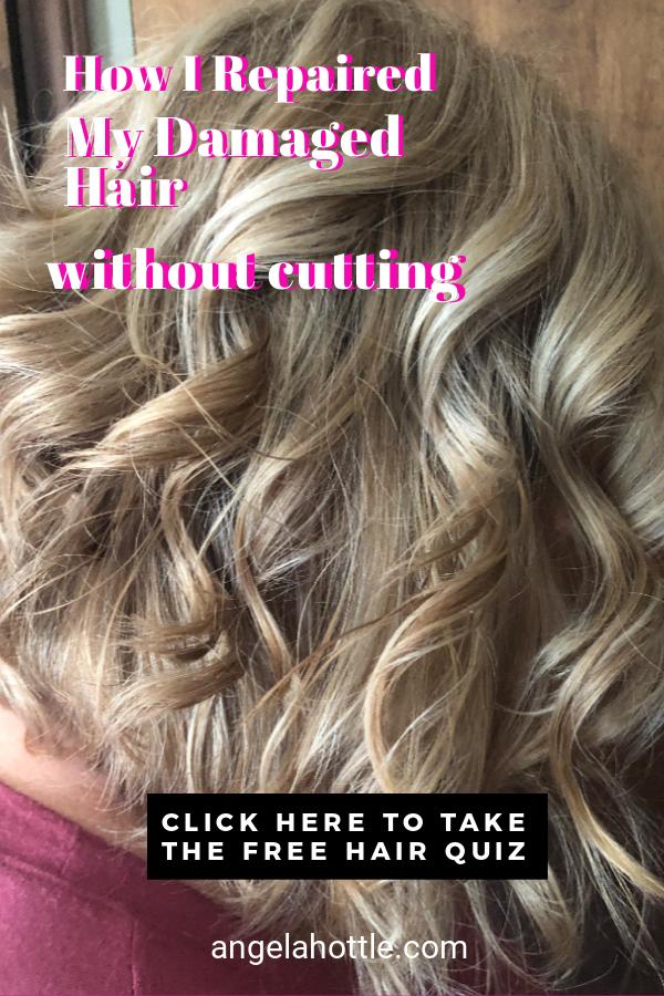 Pin On Dry Hair Repair
