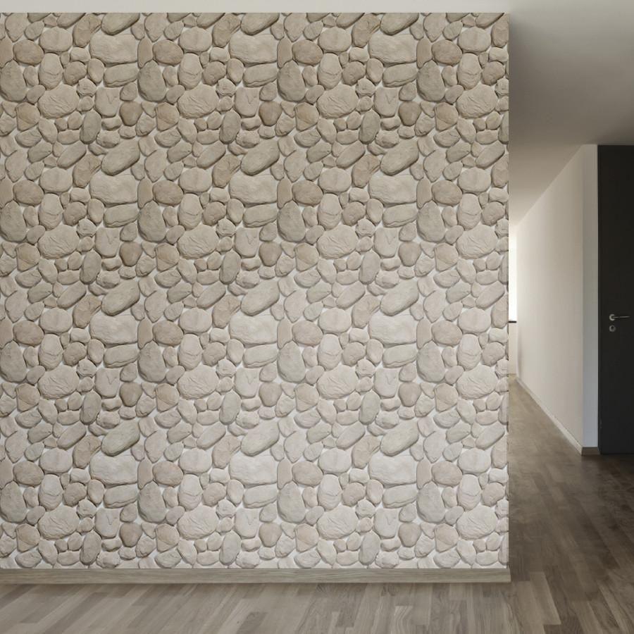 3d Stone Pattern Ii Waves Wallpaper Wall Wallpaper Vinyl Wallpaper