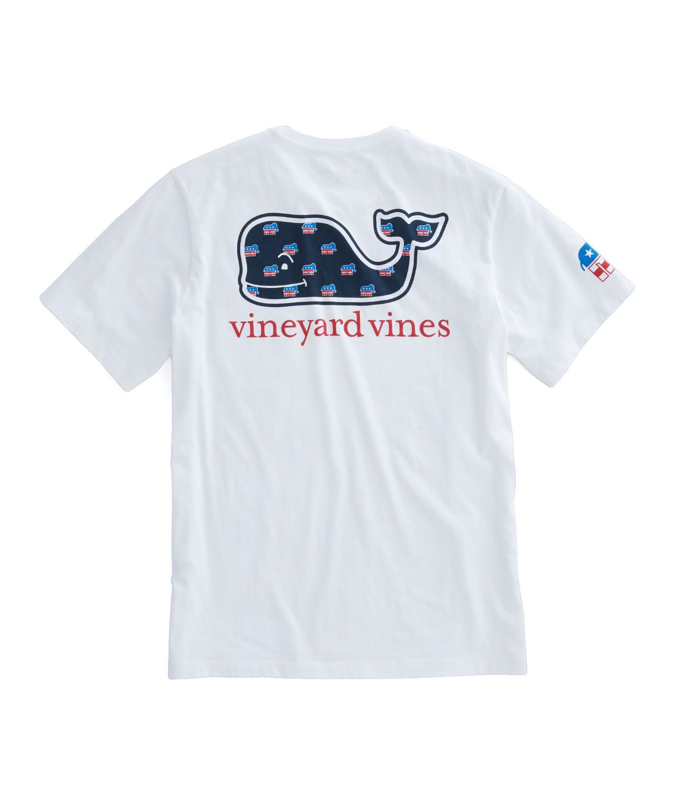 20168e17 Right Whale Republican T-Shirt at vineyard vines | Preppy Patriotism ...
