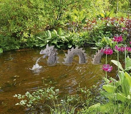 Lucky Dragon Spitter Pond Water Feature Ber0827 Ean 5045301508270 Pond Water Features Outdoor Water Features Water Gardens Pond