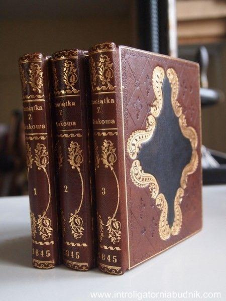 Oprawy Bibliofilskie