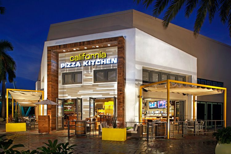 Aria Group Architects Project California Pizza Kitchen