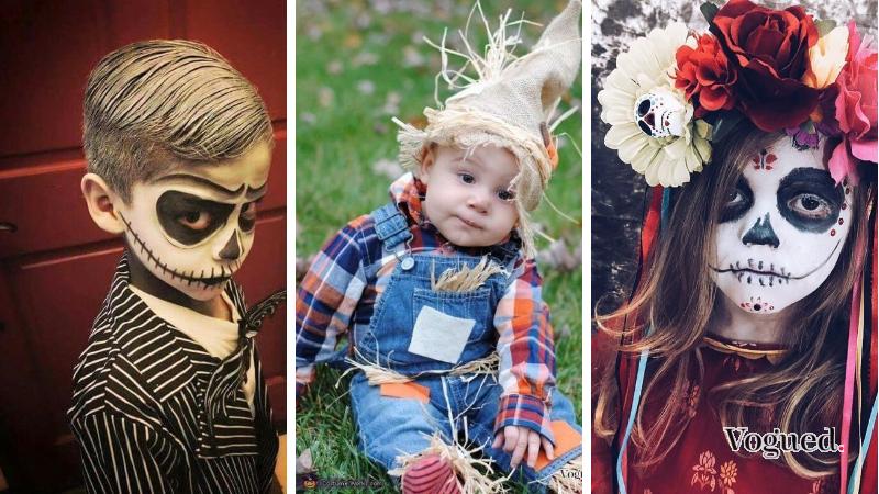 Halloween : Idées costumes déguisement Halloween enfant et bébé merveilleusement terrifiants ... #deguisementfantomeenfant Article traitant du déguisement Halloween enfant et bébé. Plusieurs idées à vous proposer : déguisement sorcière, vampire, dracula, squelette, monstre,... #Halloween #deguisementfantomeenfant