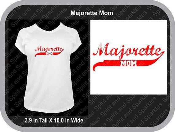 Majorette T Shirt Designs