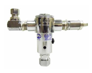 Precision Plumbing Products Under Lav Trap Primer Valve With