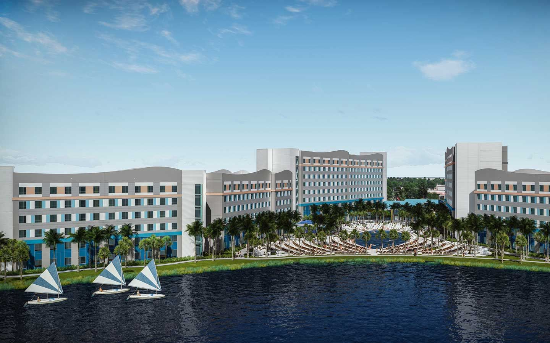 New Universal Orlando hotel