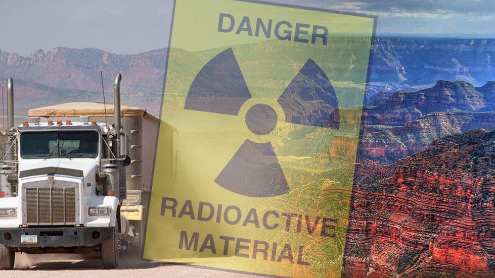 Uranium Mining at Grand Canyon Havasupai Sacred Site