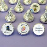 Personalized Religious Hershey's Kisses (108 labels)