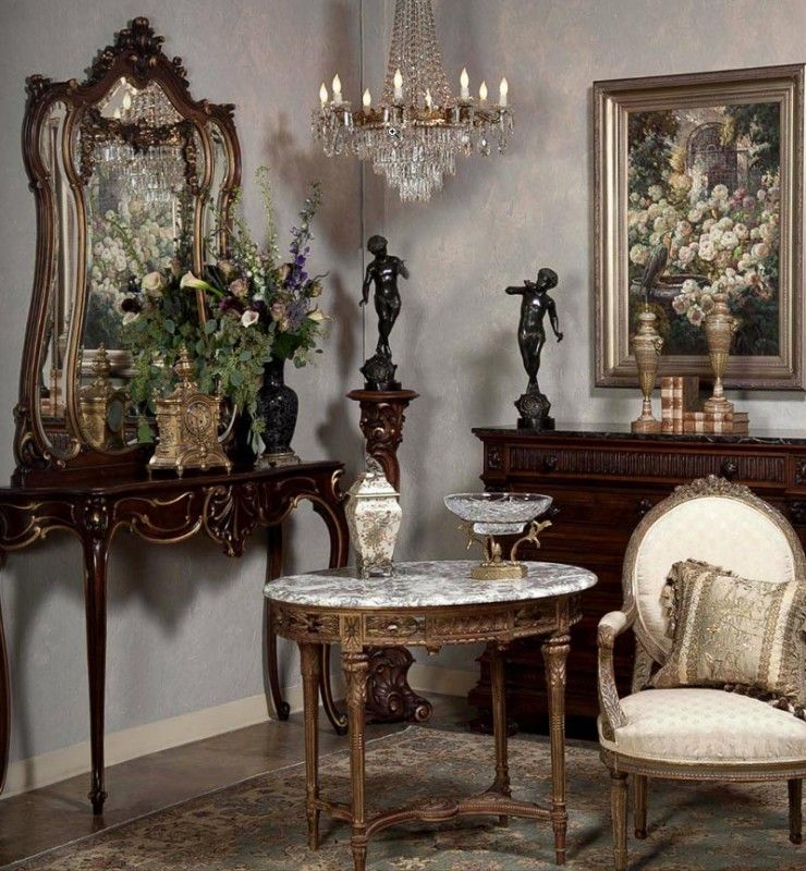 Antiques In Style Antique Living Rooms Table Decor Living Room Coaster Furniture
