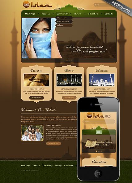 best islamic websites