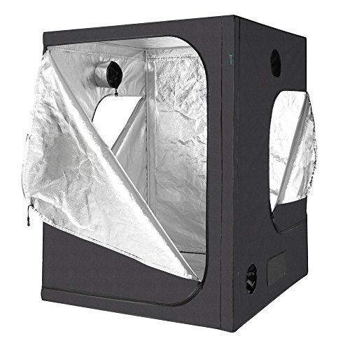 Cheap IDAODAN Grow Tent 60x60x80 600D Mylar Hydroponic Indoor Grow Tent for Plant Growing Ultra Strong  sc 1 st  Pinterest & Cheap IDAODAN Grow Tent 60x60x80 600D Mylar Hydroponic Indoor Grow ...