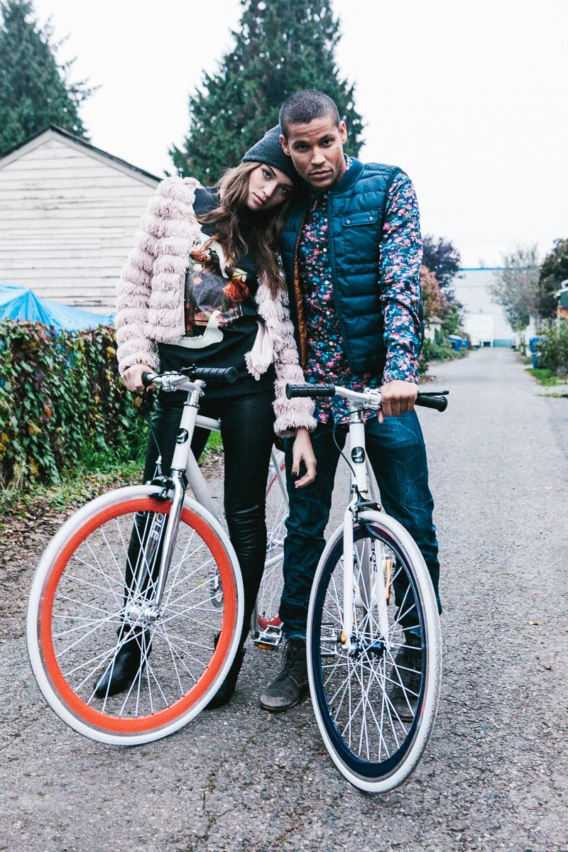 Cool + casual bike style PC: Solé