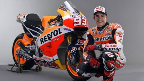 Prima Victorie Marc Marquez A Castigat Marele Premiu Al Americilor La Moto Gp Marc Marquez Motogp Honda Powersports
