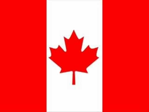 Celine Dion - O Canada (French/English)