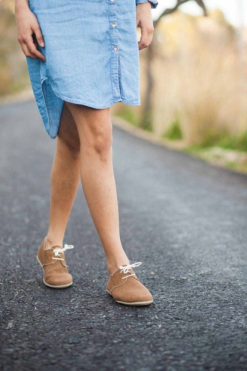 Taupe For Blucher Con En Pixie Zapatos Cordones 2019veganshoes gb76Yfy