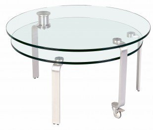 #Nilima Home              #table                    #Chintaly #Level #Motion #Cocktail #Table #Chrome #8161-CT #Accent #Tables #Decor                       Chintaly Two Level Motion Cocktail Table in Chrome - 8161-CT - Accent Tables - Decor                                              http://www.seapai.com/product.aspx?PID=245975