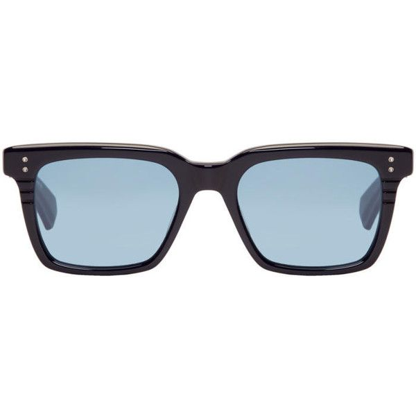 3cd875cd5ab3 Dita Navy Sequoia Sunglasses ($425) ❤ liked on Polyvore featuring men's  fashion, men's accessories, men's eyewear, men's sunglasses, navy, dita  mens ...