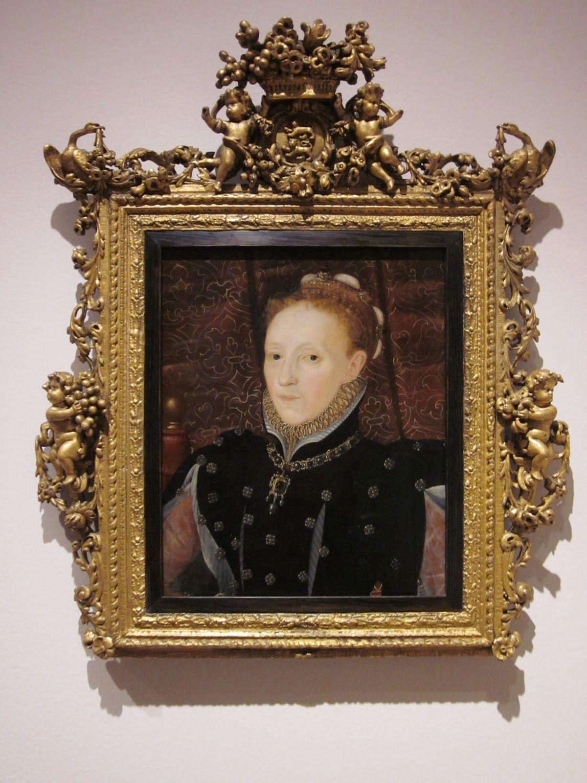 Being Bess: Bess to Impress: Elizabeth I (1565-70) by Hans Eworth