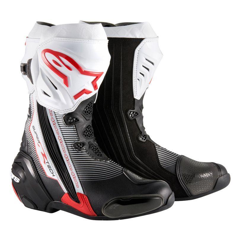 Supertech R Boot Motorcycle Boots Alpinestars Boots