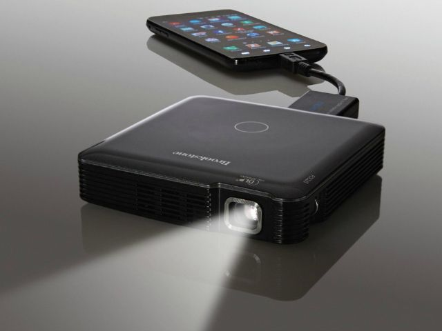 The HDMI Pocket Projector is great little device that allows you to carry a…
