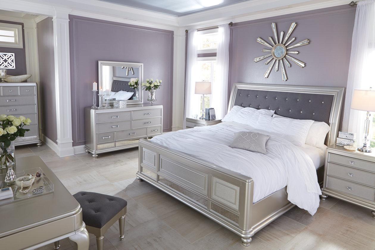 Coralayne Dresser Silver Bedroom Bedroom Decor Home Decor