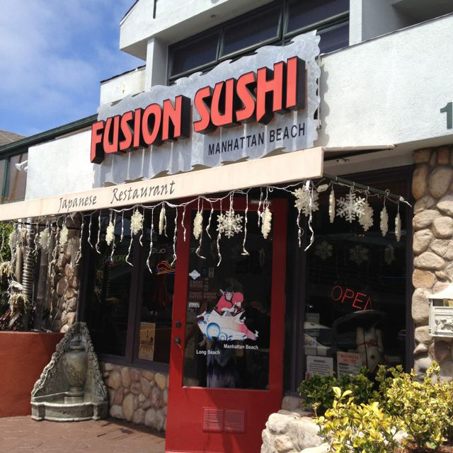 Fusion Sushi Manhattan Beach