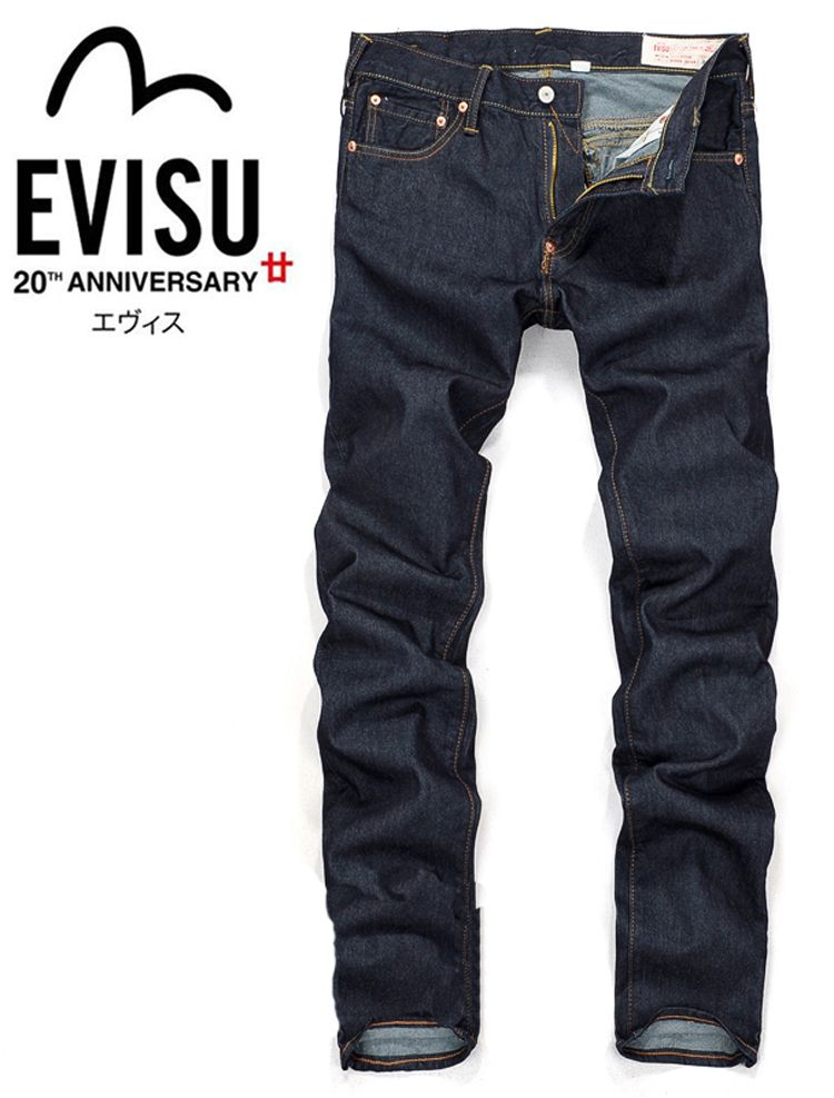 Evisu jeans | Pants | Pinterest | Fashion, Jeans and Http://www ...