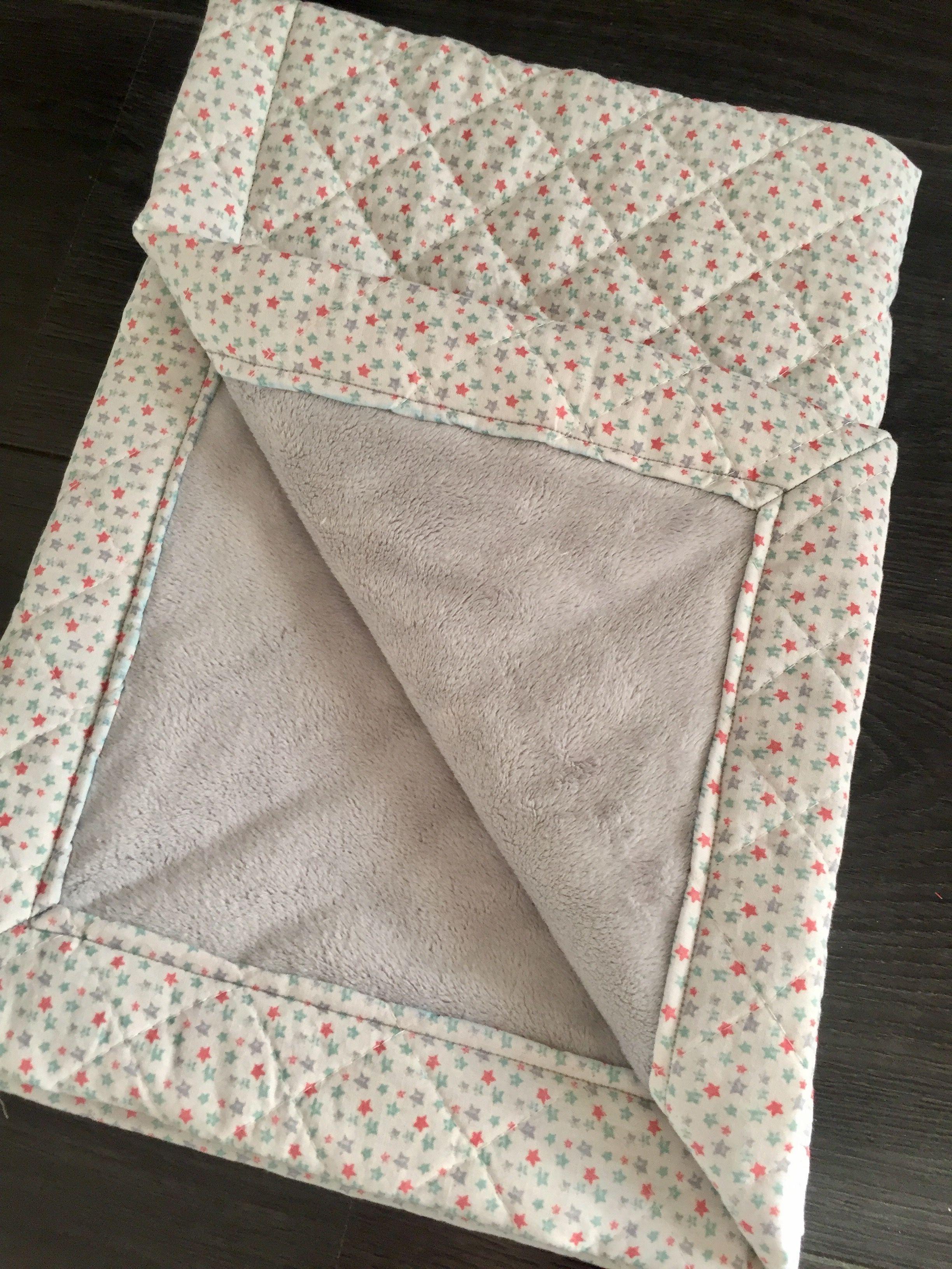 un jolie couverture pour bebe pour
