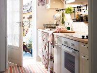 tiny kitchen ideas (by ikea)