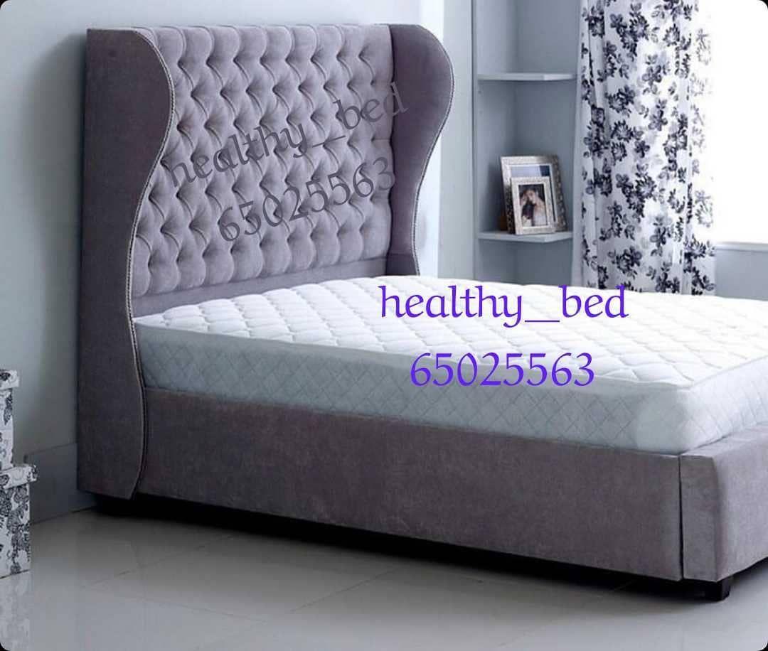 لدينا كل ماهو جديد في عالم الأثاث مراتب سبرنج مراتب مضغوط طبيه ضمان يصل إلى ١٠ سنوات سراير وفرشات طبيه موجود لدينا جميع المقاسات وجميع Bed Furniture Home Decor