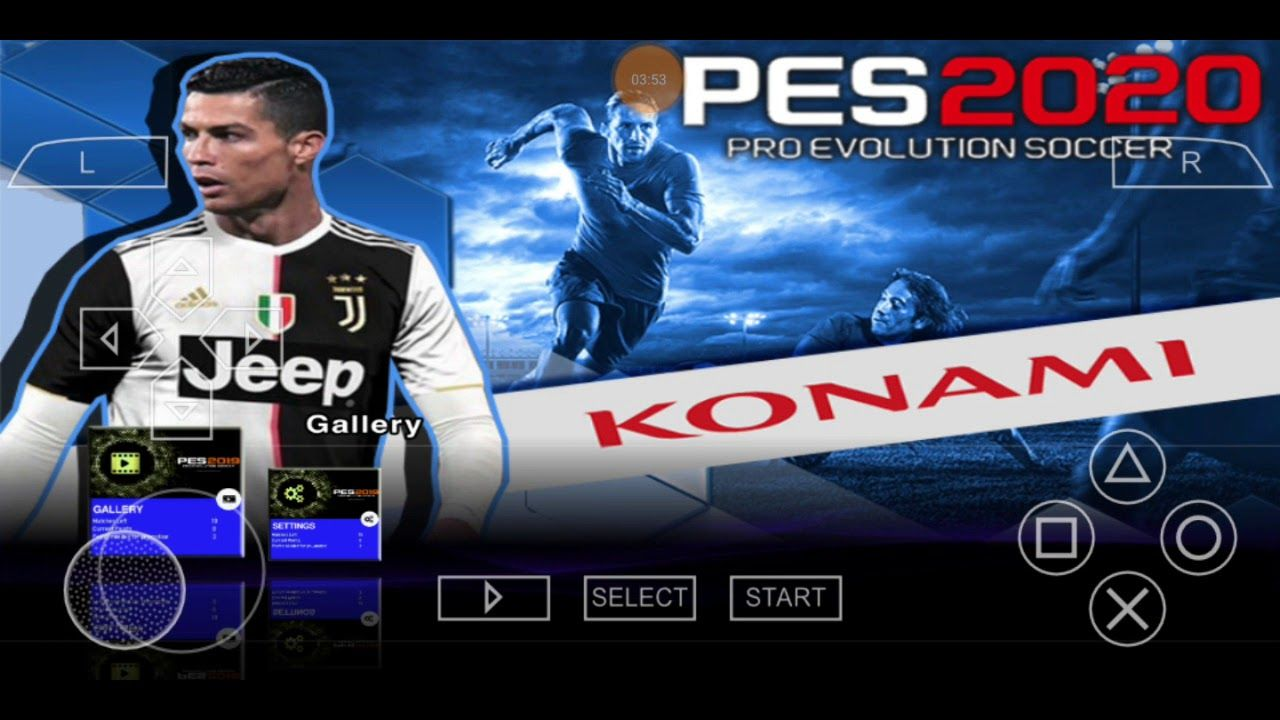 PES 2020 PPSSPP Iso English Android Offline Multi Language Best