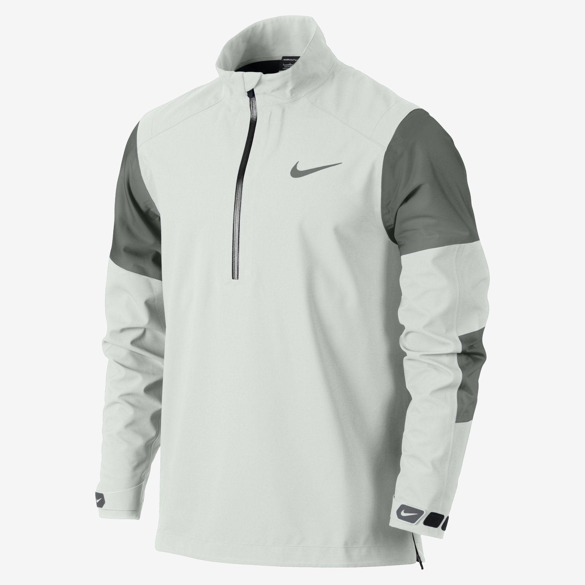 85fa83b046e4 Nike Hyperadapt Storm-FIT Half-Zip Mens Golf Jacket