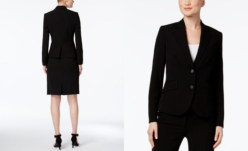 Executive Collection 3 Pc Pants And Skirt Suit Set Created For