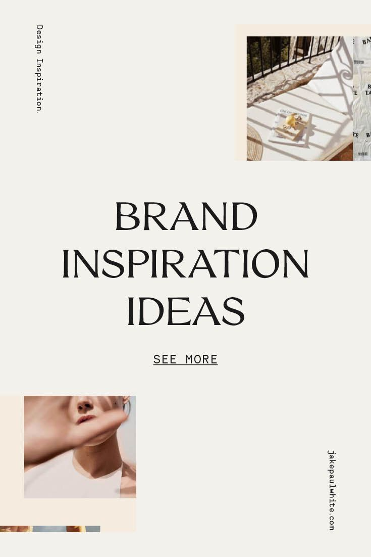 Brand inspiration ideas that will ensure that you can capture a particular feeling and mood that you want your audience to feel when they engage with your brand.