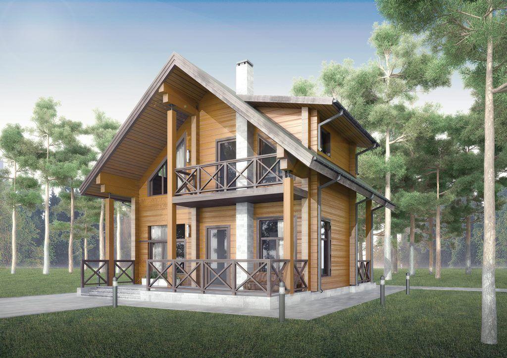 Proiect de Casa cu mansarda 365Proiecte de Case | Proiecte de Case