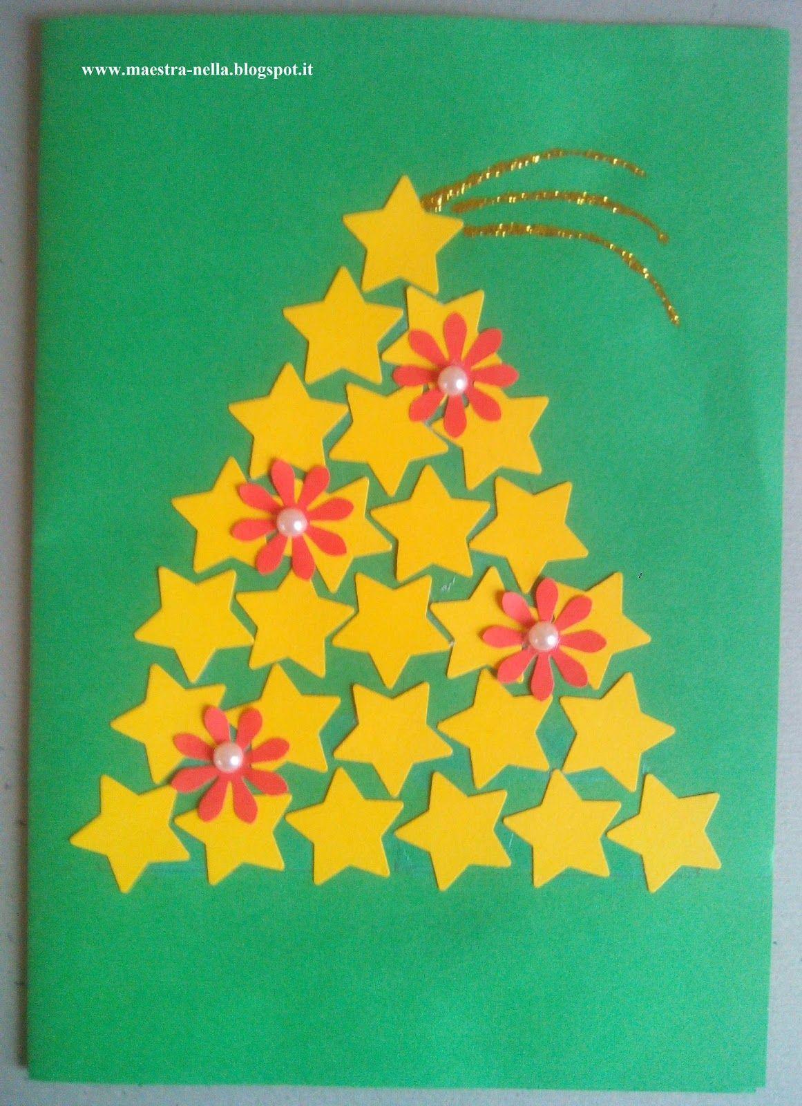 Lavoretti Di Natale A Scuola.Disegni Idee E Lavoretti Per La Scuola Dell Infanzia E